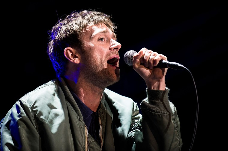 Damon Albarn Talks New Gorillaz Album, Drake, Future, And Kanye