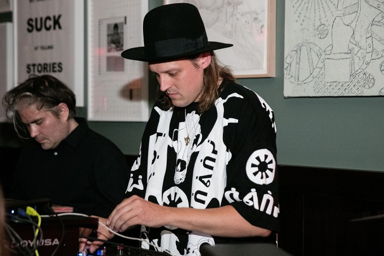 Win Butler Blasts The Major Label Music Industry In New Interview