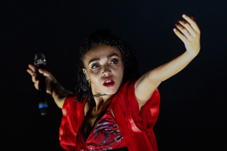 "Listen To FKA Twigs' ""Figure 8"""