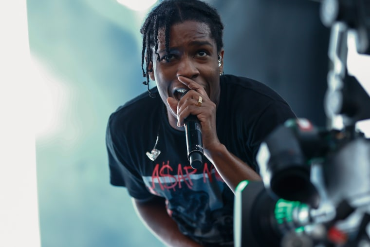"A$AP Rocky Talks Drake Vs. Meek Mill: ""I Needed That"""