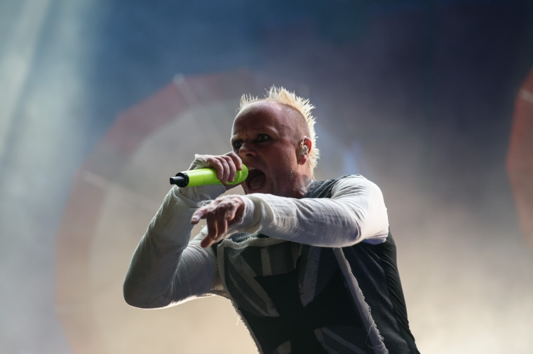 Keith Flint of The Prodigy dead at 49