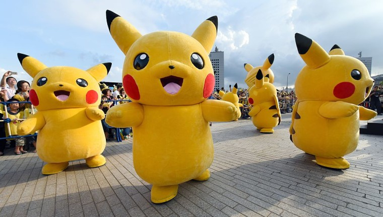 Europeans Are Freaking Out That They Can't Play Pokémon Go