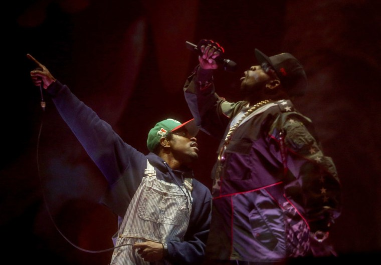 "André 3000 On Outkast: ""If We Never Do Another Album I'm Totally Fine With That"""
