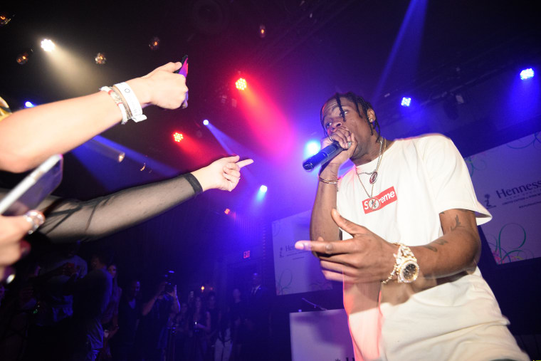 Stream Travi$ Scott's <i>Rodeo</i>