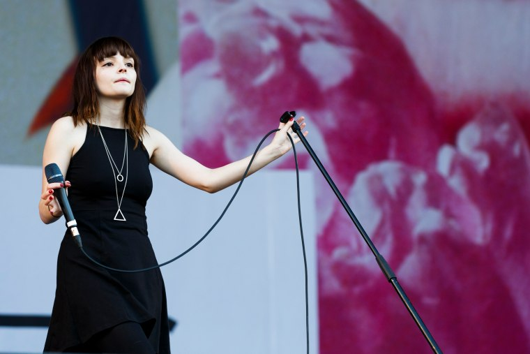 Stream CHVRCHES' <i>Every Open Eye</i>