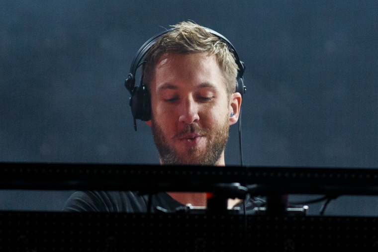 Calvin Harris Tops <i>Forbes</i>' All-Male Highest Paid DJs List
