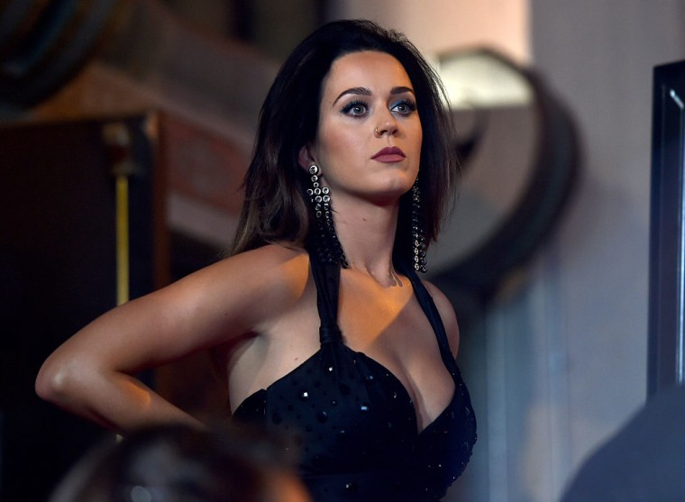 Katy Perry said in deposition that Dr. Luke never raped her