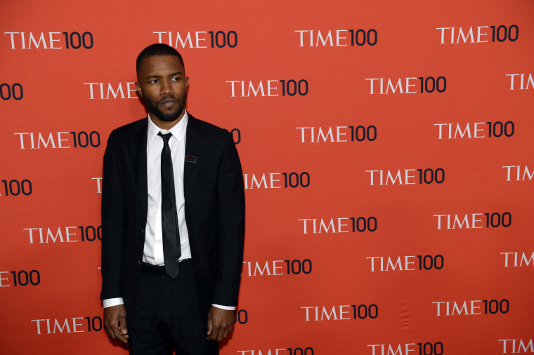 "Hear Frank Ocean's new songs ""Cayendo"" and ""Dear April"""