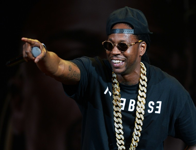 "2 Chainz Fires Off A Warning On ""Watch Out"""