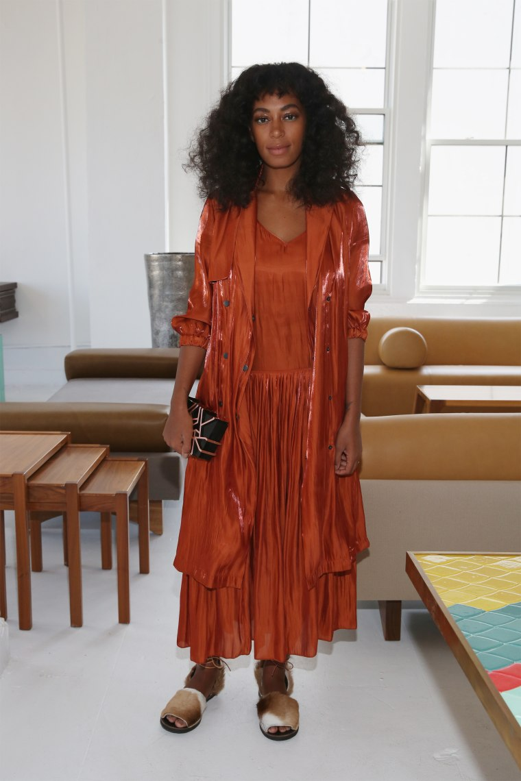 An Incomplete List Of Solange's Best Style Cosigns