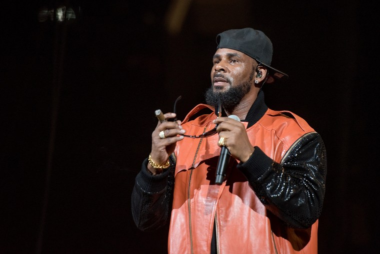 R. Kelly's label is reportedly suspending any future release of new music