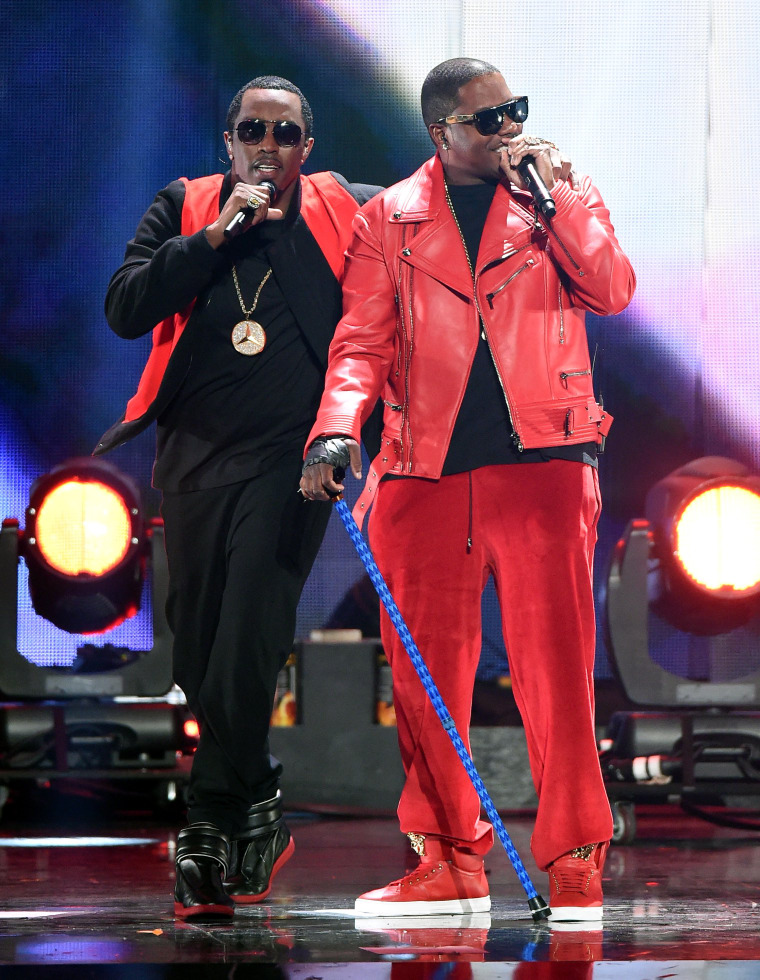 Puff Daddy Plans Bad Boy Family Reunion Show