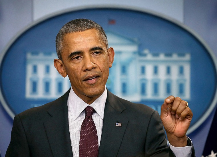 President Obama Announces Sanctions Against Russia For Email Hacks Leading Up To The Election