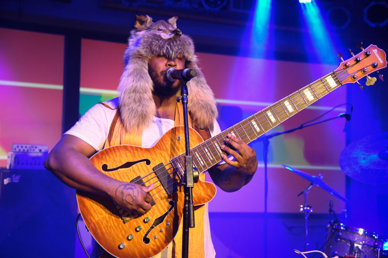 Thundercat Brought Out Dave Chappelle And Robert Glasper In New York