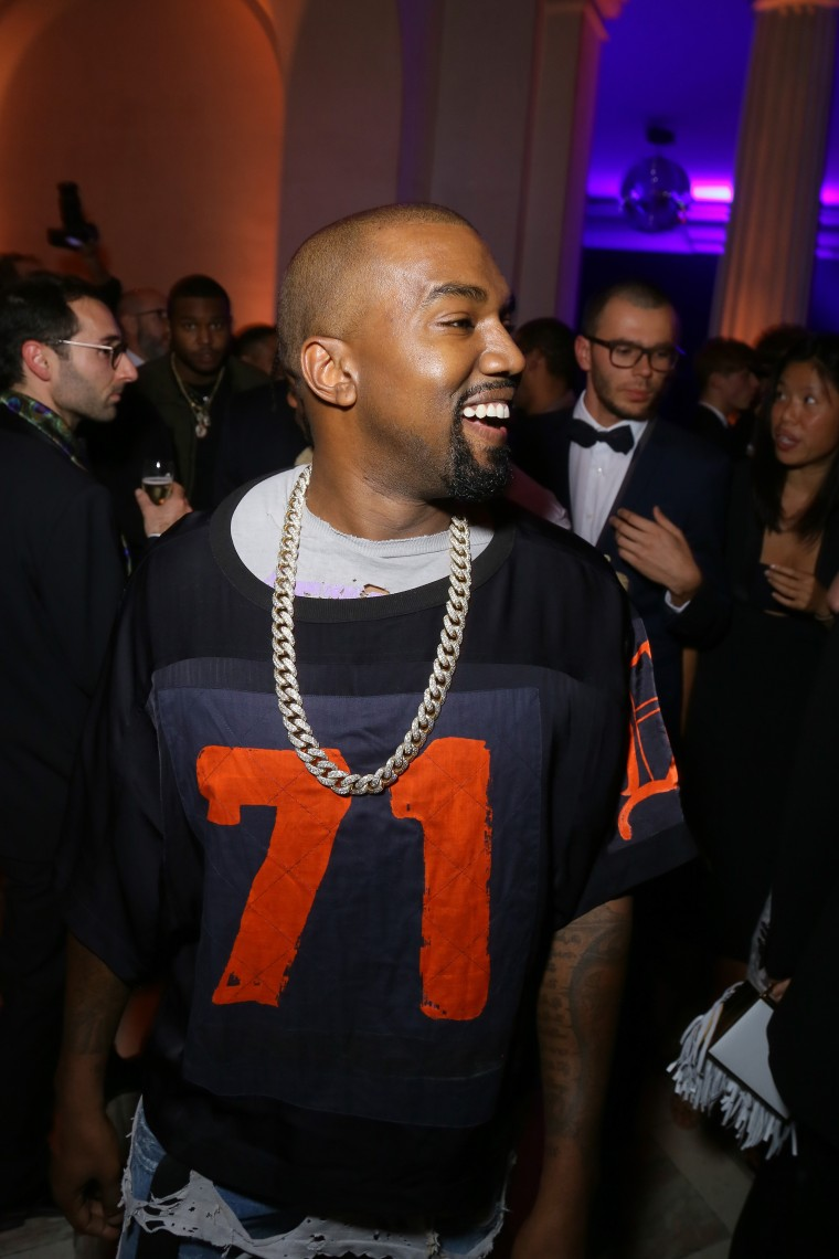 Kanye Named Most Stylish Man Of 2015