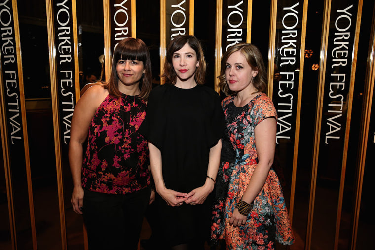 Sleater-Kinney's Carrie Brownstein gives her take on Janet Weiss's departure