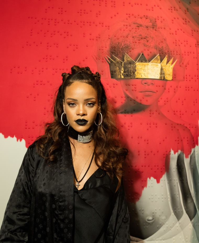 17 Rihanna-Inspired Beauty Looks To Try For Halloween