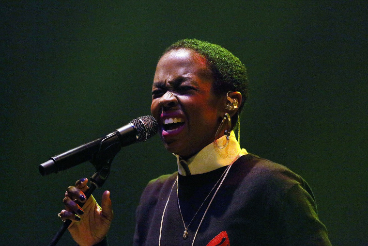 "Lauryn Hill Raps On Excerpt Of Nina Simone's ""I've Got Life"" Cover"