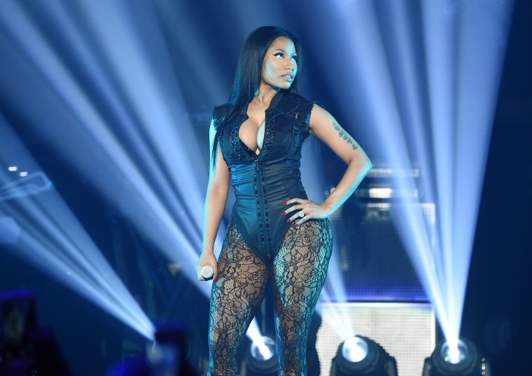 Here are the first week sales projections for Nicki Minaj's <i>Queen</i>