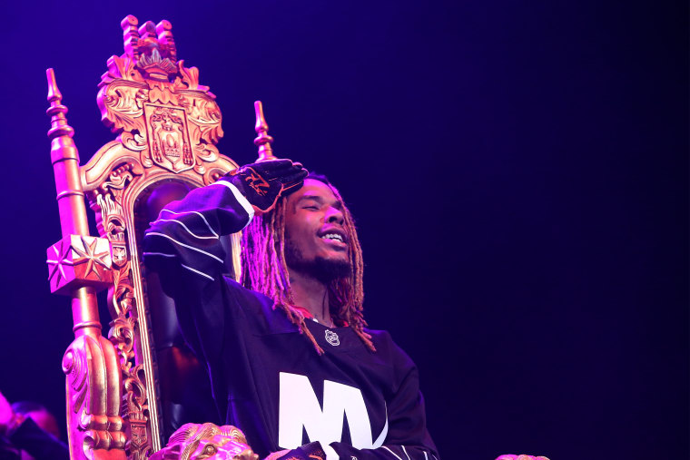 "Get Fetty Wap To Perform ""Trap Queen"" At Nancy Reagan's Funeral, Internet Petition Demands"
