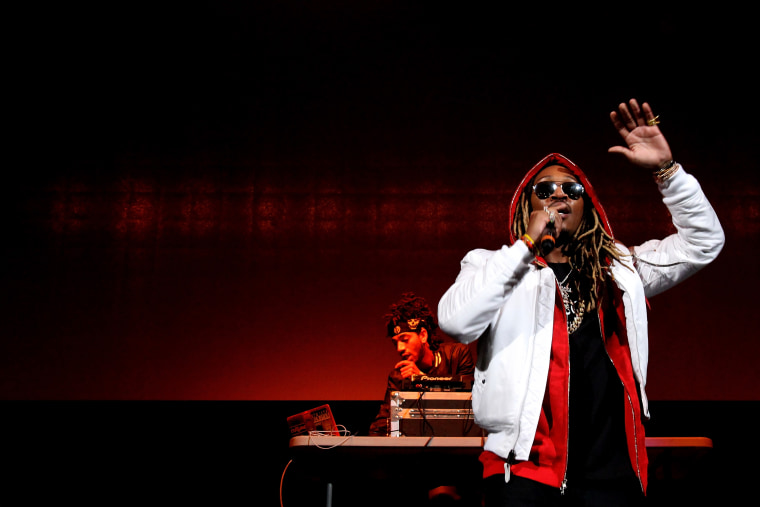 Take A Look Inside Future's Tour Rider