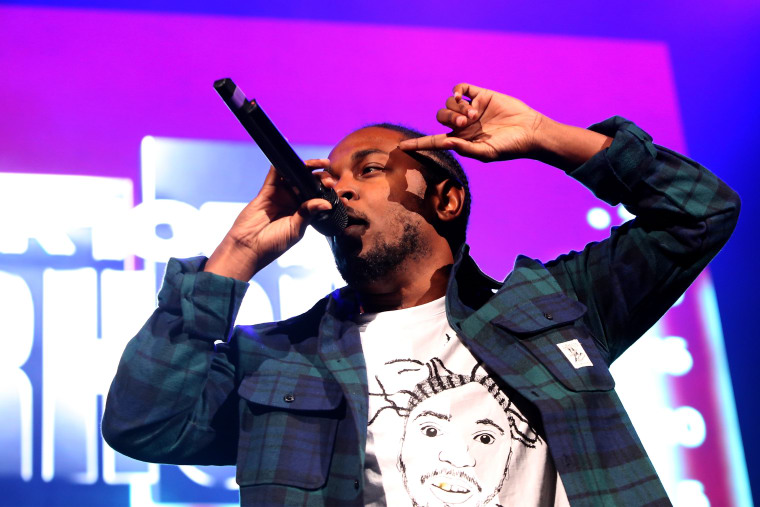 Kendrick Lamar Met With President Obama At The White House