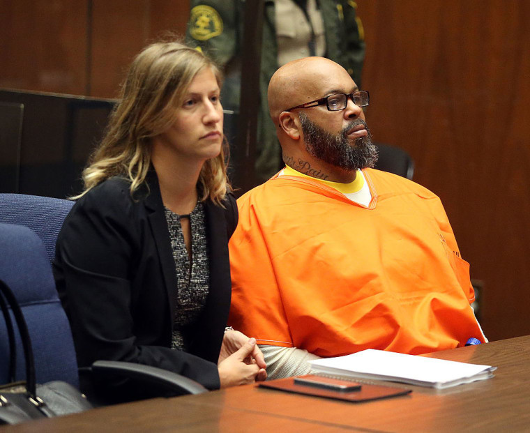 Report: Suge Knight Indicted For Threatening <i>Straight Outta Compton</i> Director