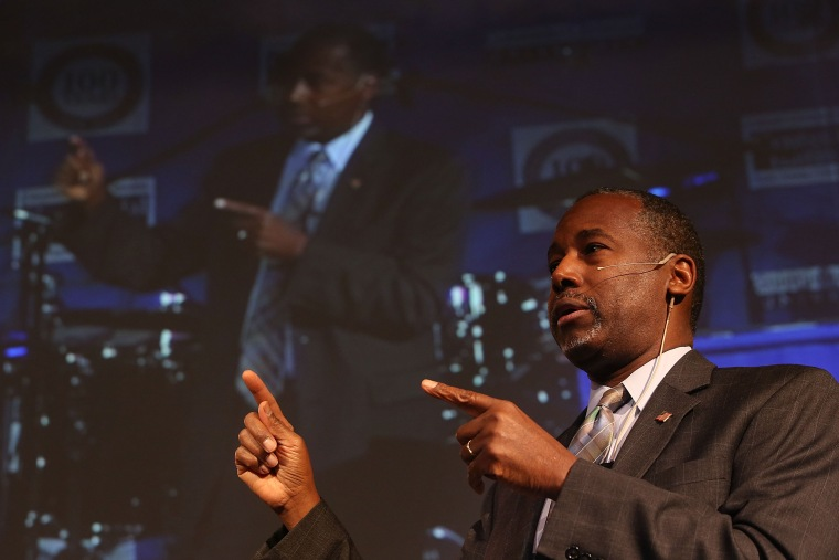 Ben Carson Made A Rap Song