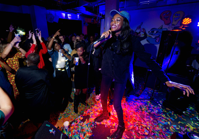 Listen To Little Simz New Song Featuring Bibi Bourelly