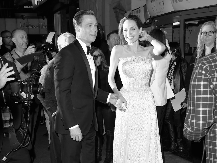 Angelina Jolie Has Reportedly Filed For Divorce From Brad Pitt