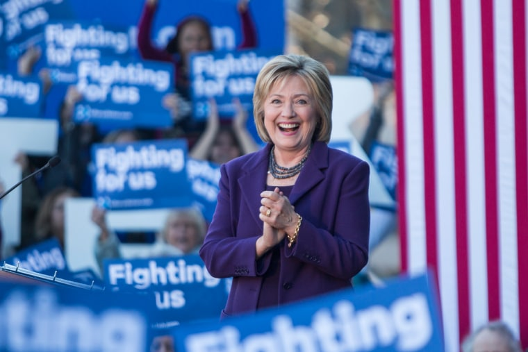 Hillary Clinton And Donald Trump Secure Super Tuesday Caucus Victories