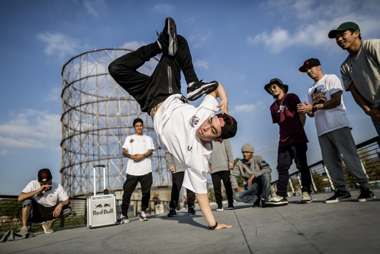 Breakdancing is officially an Olympic sport