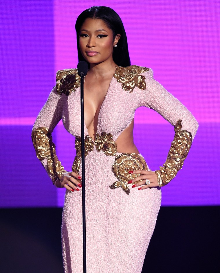 8 Ways Nicki Minaj Won The American Music Awards