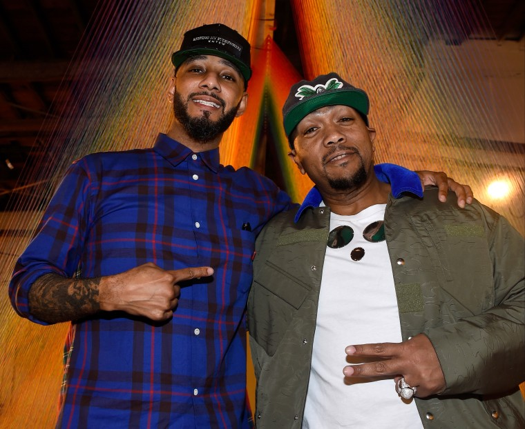 Timbaland and Swizz Beatz' 'Verzuz' Series Coming To Apple Music
