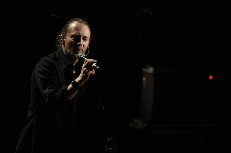 "Listen To Radiohead's Unreleased Bond Theme ""Spectre"""