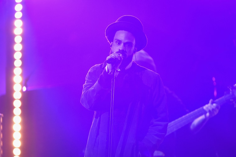 Bilal shares new album with Erykah Badu, Robert Glasper, and more