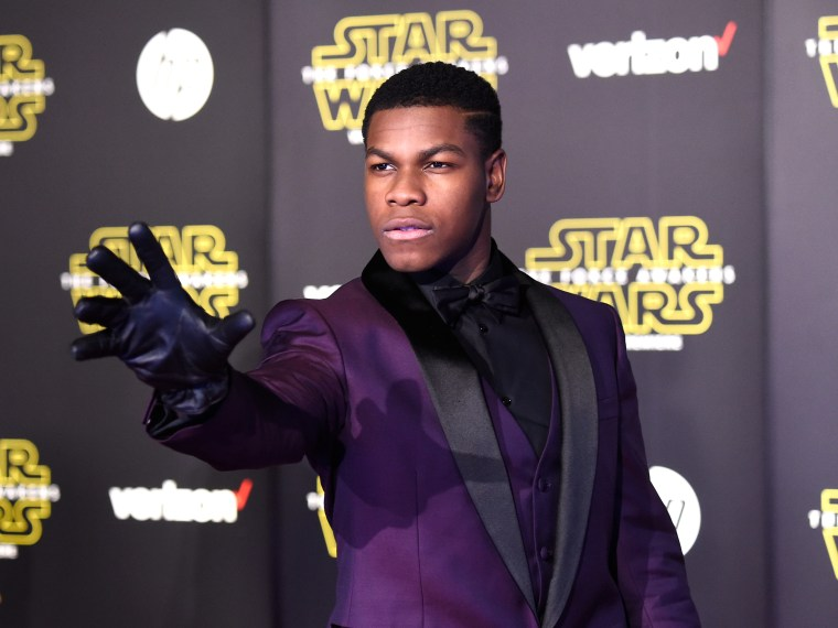 John Boyega: Peckham Boy, Star Wars Fan, Kanye Impersonator