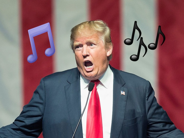Every Presidential Campaign Song Is Terrible