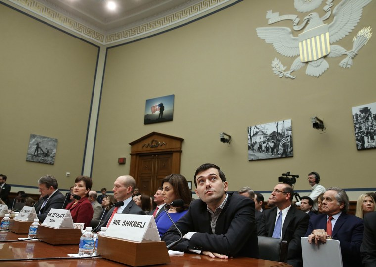 Martin Shkreli's Wu-Tang Clan album will be seized by the government