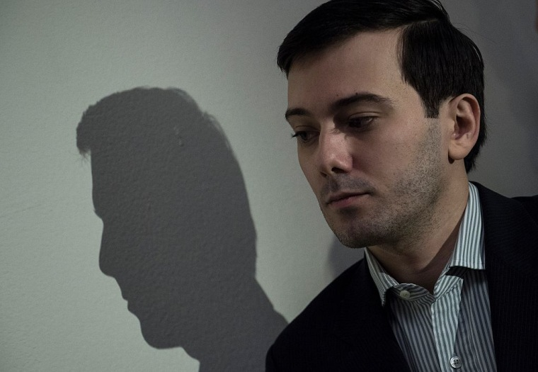 """Pharma Bro"" Martin Shkreli Convicted Of Fraud"