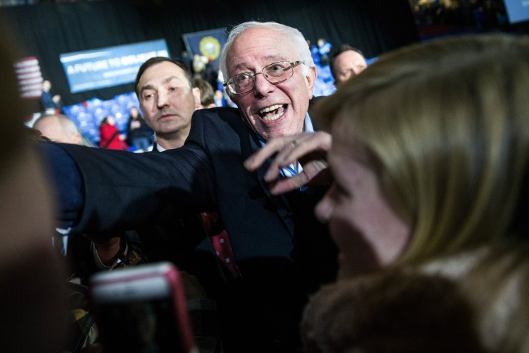 Bernie Sanders, Donald Trump Projected To Win New Hampshire Primaries