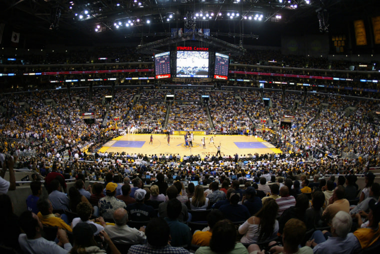 NBA stadiums will be used as voting sites as part of deal to resume Playoffs
