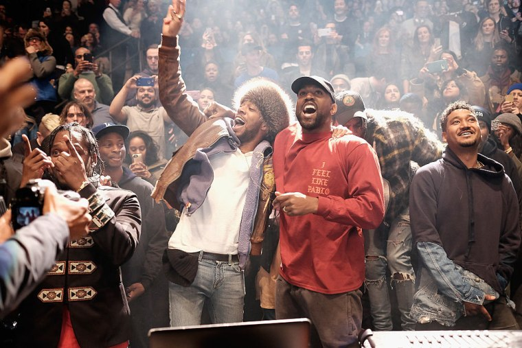 "Kanye West: ""Kid Cudi, Don't Ever Mention Ye's Name. I Birthed You"""