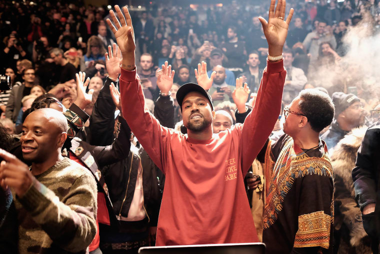 Kanye West Shares The First Single Off <i>Cruel Winter</i>
