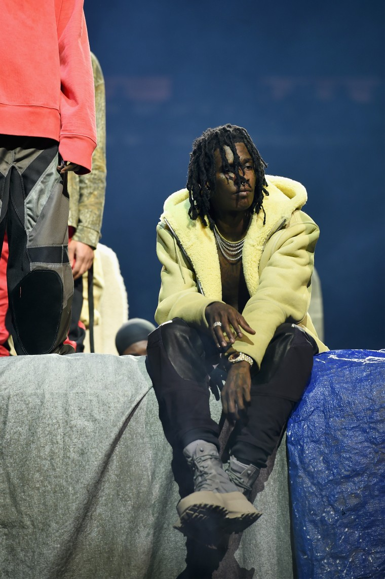 Young Thug Allegedly Has A Song With Kanye West And Mystikal On The Way