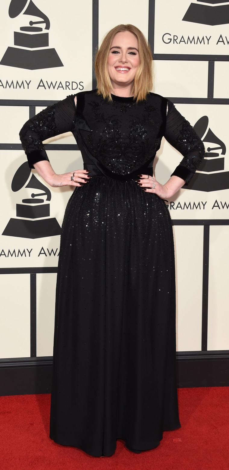 4 Outrageous Trends From The Grammys Red Carpet