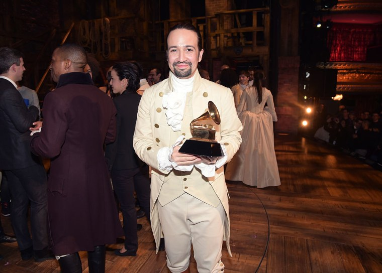 Lin-Manuel Miranda Says Rapper Immortal Technique Bullied Him In High School