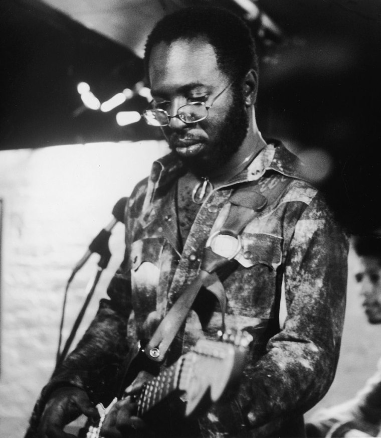 Read An Excerpt From The First Ever Comprehensive Biography of Curtis Mayfield