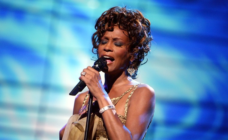 Whitney Houston exhibition opens at Newark Grammy Museum