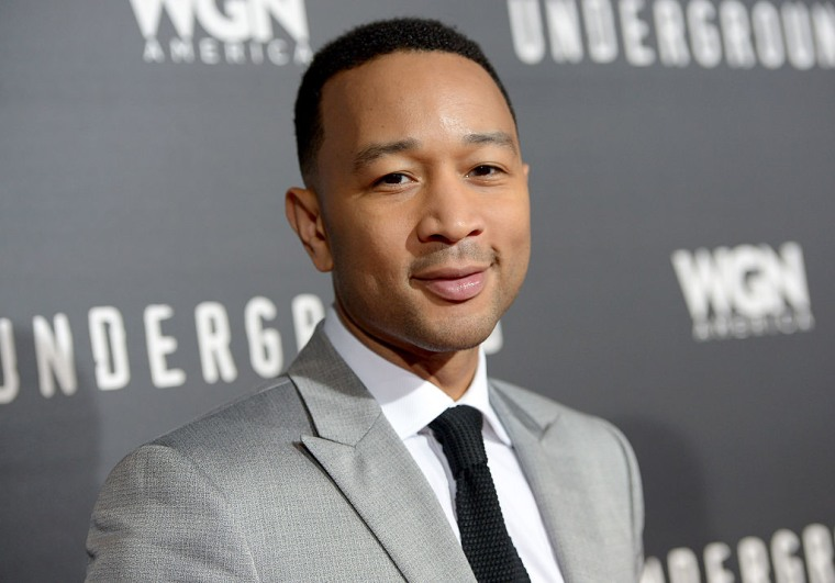 John Legend Set To Produce Upcoming <i>Black Wall Street</i> Series